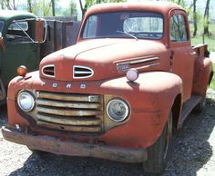ford truck vintage