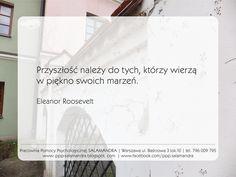 Pamiętaj o marzeniach [Porada na poniedziałek] - Pracownia Pomocy Psychologicznej SALAMANDRA | Dobry psycholog Warszawa | Elżbieta Grabarczyk