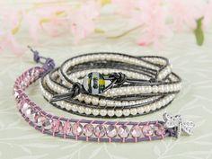 FREE Ideas : Artbeads.com - Dragonfly Roundup Bracelet