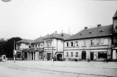 tzv. Tellingerův dům na Marjánce (1930) Old Pictures, Old Photos, Czech Republic, Prague, Street View, Mansions, House Styles, Photography, Historia
