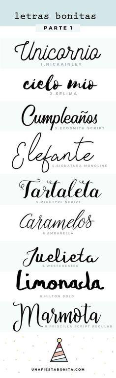 primera comunion tipos de letras Calligraphy Fonts, Typography Fonts, Creative Typography, Modern Typography, Modern Calligraphy, Bauhaus Typography, Japanese Typography, Graphisches Design, Graphic Design