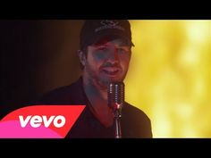 "Have you seen Luke's new video for ""That's My Kind Of Night"" yet? Check it out here! And don't forget that you can him LIVE at Country Jam 2014 :) Get your tickets at www.countryjamwi.com! #countryjamusa #cj14 #lukebryan"