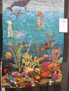 Under the sea quilt   Quilting   Pinterest   Quilt, Under the sea ... : under the sea quilt - Adamdwight.com
