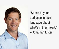 Speak in your audience language #marketing #quotes, #B2B, #smallbusiness