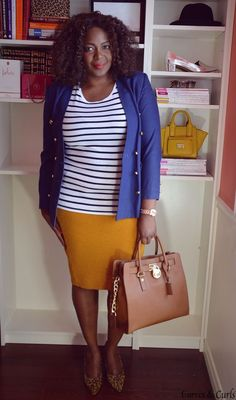 A striped top is an all time classic item that has to be in your closet because it never goes out of style. It's a classic piece that you can wear on romantic walks or