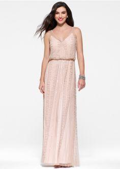 Beautiful bridesmaid's dress :)