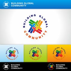 Building Global Community �20Create a design that captures collaboration and community building for a charity
