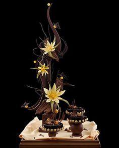 William Curley, a British patissier chocolatier - Oh wow!