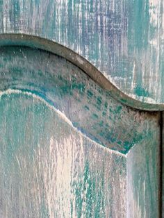 no sanding layered look using chalk paint by annie sloan, chalk paint, painted furniture, Finished layers