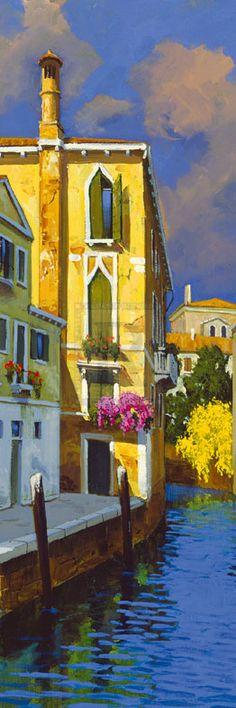 Lucio Sollazzi | Venice II | Detail | Rosenstiel's