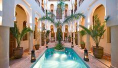 Angsana Riads Morocco - Marrakech, Morocco #Jetsetter
