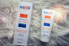 miau: LETI AT4  BODY CREAM