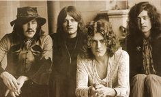 Led Zeppelin sells out to Spotify | Rare