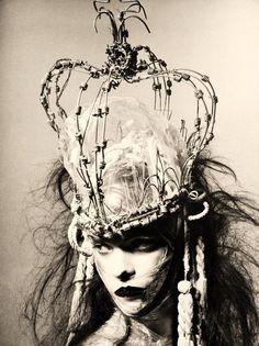 interesting crown by noelle