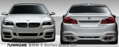 Important Aspects of BMW 5 Series Body Kit: Bmw 5 series is the most advanced vehicle. Its most impressive elegance and dynamic performance has no match.
