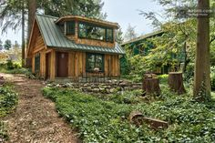 Haller Lake Restored Log Cabin in Seattle. WERE GOING TO SEATTLE FOR OUR HONEYMOON! :)