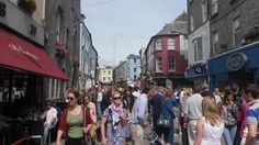 Galway city centre  #Galway