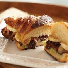 Banana Hazelnut Breakfast Panini  Allrecipes.com