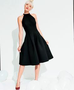 L'indispensable robe noire que l'on peut assortir à tout !