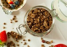 Nut-free Choco Granola - Crumbs and Corkscrews (scheduled via http://www.tailwindapp.com?utm_source=pinterest&utm_medium=twpin&utm_content=post137283271&utm_campaign=scheduler_attribution)