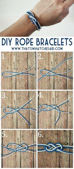 Diy Bracelets Patterns, Diy Friendship Bracelets Patterns, Diy Bracelets Easy, Thread Bracelets, Bracelet Designs, Handmade Bracelets, Beaded Bracelets, Bracelet Fil, Bracelet Crafts