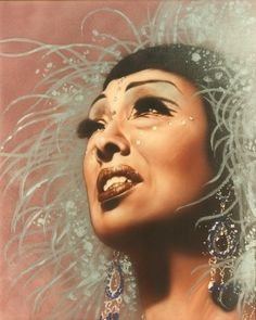 Josephine Baker. My all-time fave.