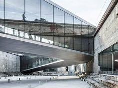 DANISH MARITIME MUSEUM  Museet for Søfart  Office / Architect BIG - Bjarke Ingels Group Bjarke Ingels, David Zahle www.big.dk  City HELSINGØR  Country DENMARK  Placement SHORTLISTED 2015  Programme CULTURAL  Photocredit IWAN BAAN