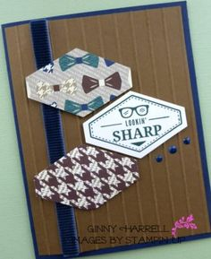 Truly Tailored by Stampin' Up
