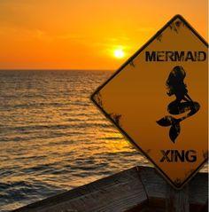 Sunset & Mermaid Crossing