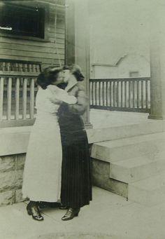 Rincon de mi alma, Vintage photography The kiss; je tembrasse