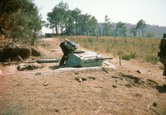 PANZER II Turret. Southern France.
