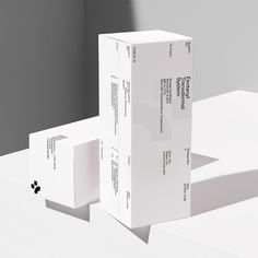 We're an art direction and graphic design studio based in Barcelona with a focus on branding and user experience. Skincare Packaging, Cosmetic Packaging, Brand Packaging, Packaging Ideas, Box Design, Layout Design, Type Design, Recycle Symbol, Symbol Design