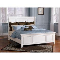 AP Industries 7000-4669-BL Sorrento king Bed - Gabriele ...