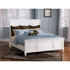 AP Industries 7000-4669-BL Sorrento king Bed - Gabriele ...