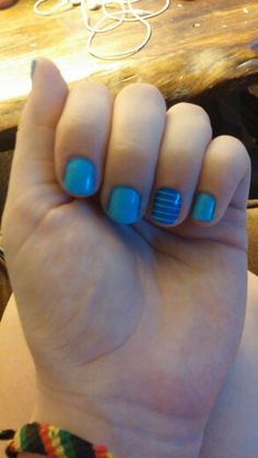 Prep school wrap accent and bahamian escape by China glaze