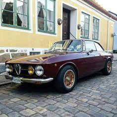 '69 Alfa Romeo 1750 GT
