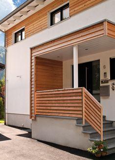 Planer, Modern, Garage Doors, Outdoor Decor, Home Decor, Build House, Architecture, Homes, Trendy Tree