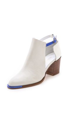 Beau Coops Lizzie Cutout Booties