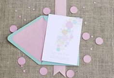 Ready to Pop baby shower theme | popping invitations