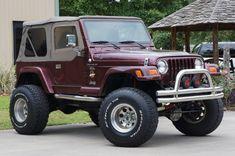 2001 Jeep Wrangler $16995 http://www.selectjeeps.com/inventory/view/8692140