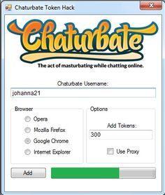 chaturbate token generator free download
