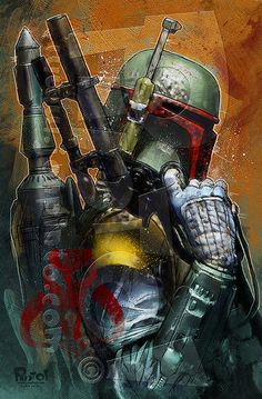 One of the, if not, most iconic characters to ever come out of Star Wars: Boba Fett! Read more about it on my blog here: jonpinto.blogspot.com/2014/04/… Follow me on Facebook: www....