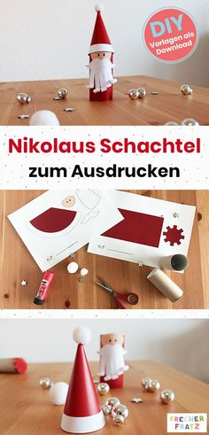 December is Nicholas! A perfect day to spend time with the family . - Kleine Geschenke - The Dallas Media Diy Gifts, Great Gifts, Experience Gifts, O Design, Toilet Paper Roll, A Perfect Day, How To Make Cookies, Best Dad, You Are The Father