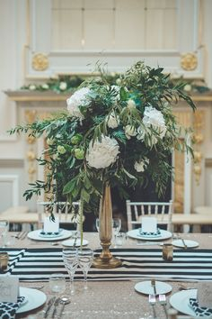Ginger&Lime Events, Event Design & Florist. White & Gold…