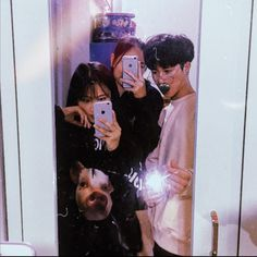 Korean Best Friends, Boy And Girl Best Friends, Cute Friends, Korean Boys Ulzzang, Ulzzang Couple, Ulzzang Girl, Cute Friend Photos, Best Friend Pictures, Bff Pictures