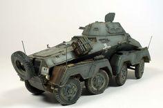 SdKfz. 231-8 rad
