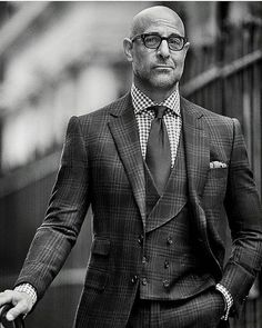 the-suit-men: Stanley TucciSource: The Rake MagazinePhotography. the-suit-men: Stanley Tucci Source: The Rake Magazine Photography by Tomo Brejc sourceMore menswear & suits! Sharp Dressed Man, Well Dressed Men, Handsome Men Quotes, Casual Mode, Style Masculin, Suit And Tie, Gentleman Style, Being A Gentleman, Mode Style