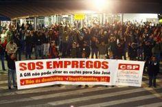 GM admite rever demissões em São José dos Campos