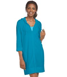 656a3e8103 Hooded Swim Cover-Up