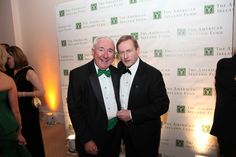 Dennis Lucey, Kogod/MBA '72, has cochaired the American Ireland Gala held on March 18,2013, in Washington, DC. The dinner honored Ireland's prime minister, Enda Kenny. The gala raises funds for programs of peace and reconciliation, arts and culture, and education and community development in Ireland.